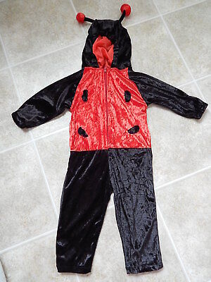 Celebration Halloween girl's Lady Bug Costume/outfit. Size 4 t](Celebrate Costumes)