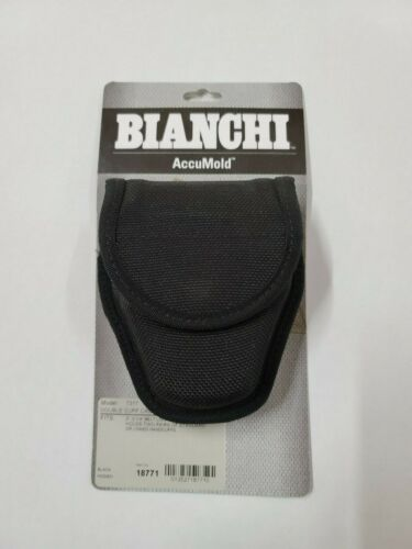 BIANCHI - Model 7317 Double Handcuff Case