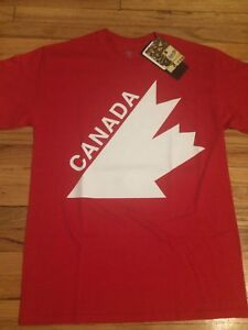 BRAND NEW WITH TAGS Mario Lemieux Team Canada Jersey Shirt