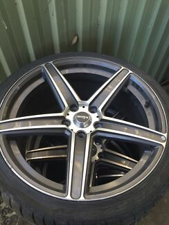 20 inch king wheels rims  Vineyard Hawkesbury Area Preview