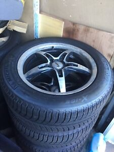 Avanti racing rims with almost new tires
