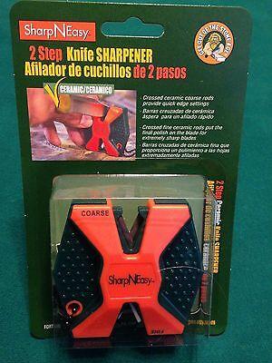 - Fortune Products  AccuSharp Orange Sharp N Easy Knife Sharpener 336C