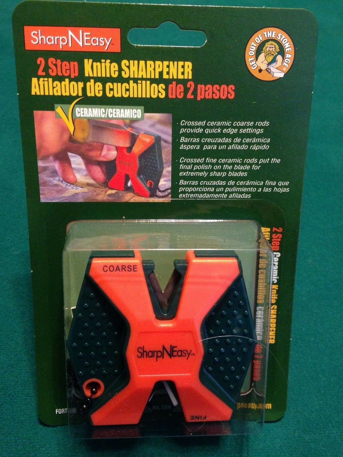 AccuSharp Model 336C, Sharp-N-Easy, Orange 336C