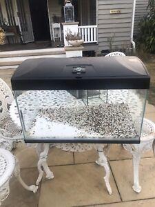 Three fish tanks for sale