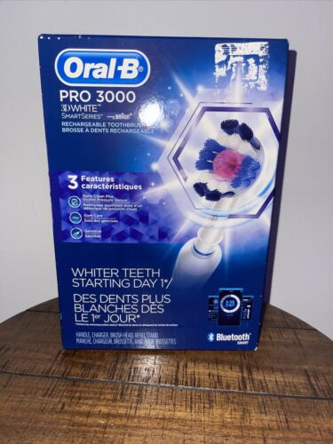 Oral-B Pro 3000 3D Action Rechargeable Toothbrush