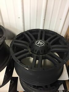 4 20x9 rims 8x180 bolt pattern