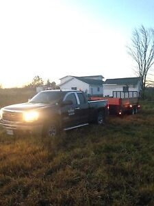 Movers with truck and trailer for hire  Kawartha Lakes Peterborough Area image 1