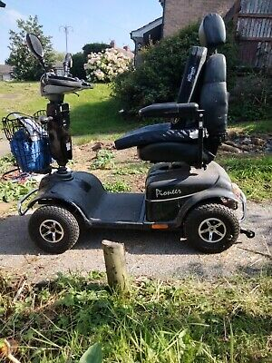 Rascal mobility scooter 8mph