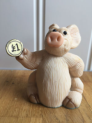 Piggin Pig Piggin Pocket Money Collectable