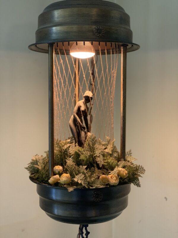 Creators Inc Nude Greek Godess Rain Oil Lamp