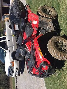 Trade 2008 Can Am outlander 500 for a skidoo