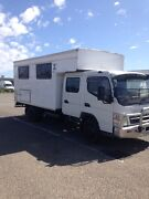 2007 Canter Motorhome Swap For Ve SS plus Cash My Way Pooraka Salisbury Area Preview