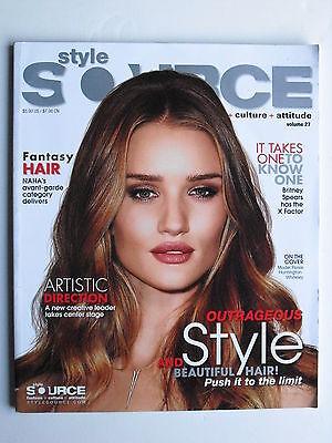 Rosie Huntington Whiteley   Style Source Magazine  Britney Spears  Pharrell