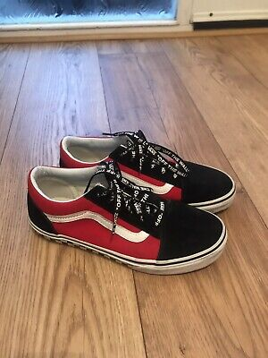 VANS Old Skool Trainers Size Uk 5