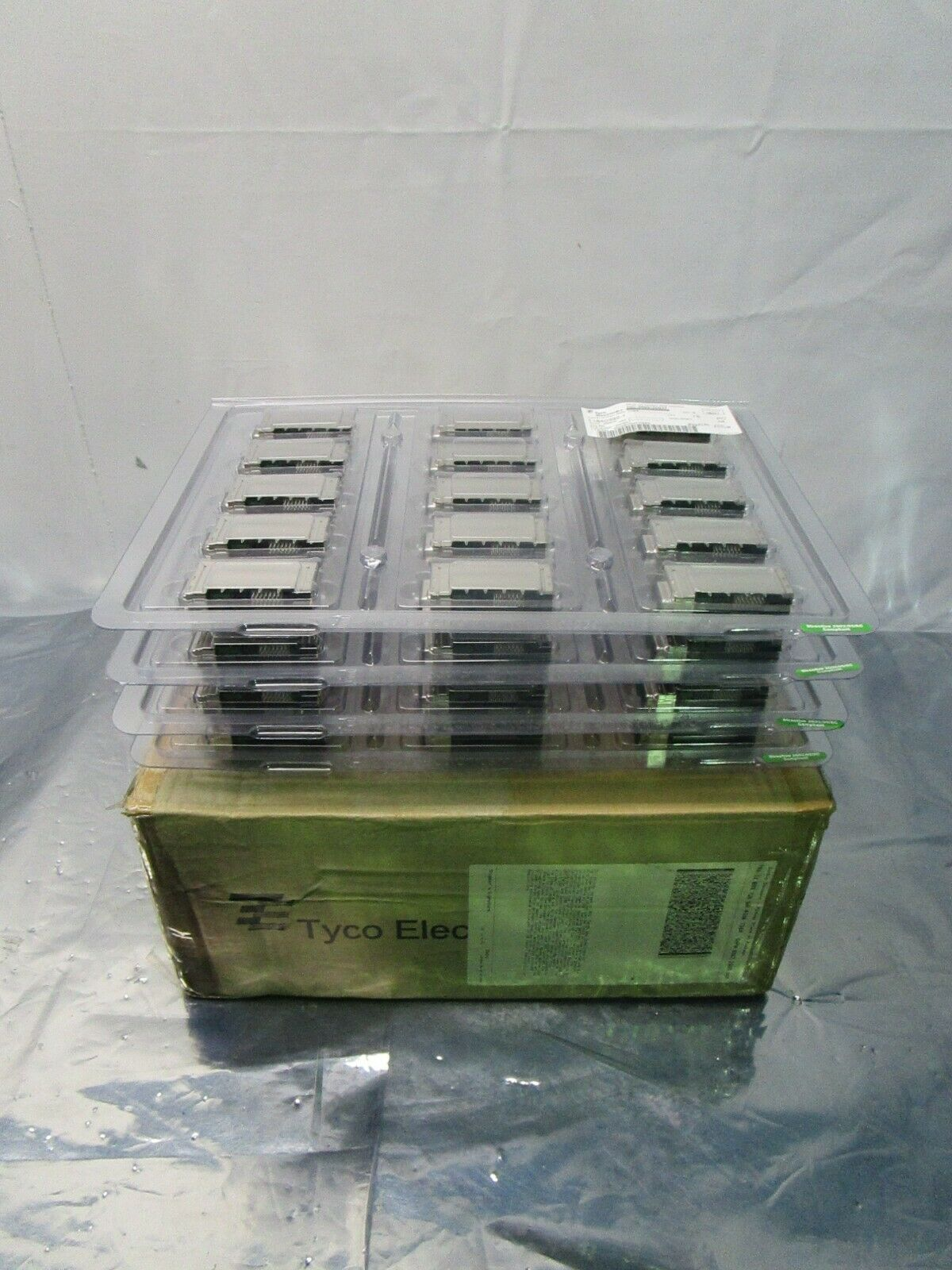 1 Lot of 60 Tyco Electronics 1840392-1 TE Connectivity MRJ21 1X1 9G34, 102483