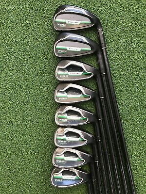 Turbo Power FBS Iron Set, MRH 4-PW, AW Acer Velocity Senior Flex Graphite #1840
