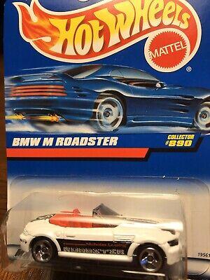 1999 Hot Wheels BMW M Roadster #890