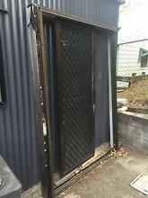 Sliding glass and fly screen door Redland Bay Redland Area Preview