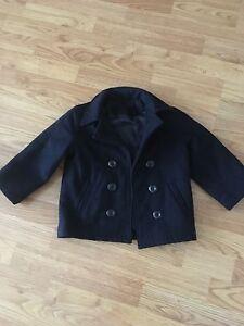 3T boy's dress coat