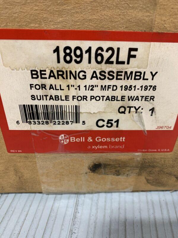 BELL & GOSSETT Seal Bearing Assembly, 189162LF *NEW*