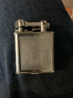 Vintage Polo Lift Arm Petrol Lighter 1930's