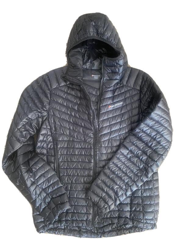 Montane Featherlite Mens 850 Fill Down Jacket. Medium