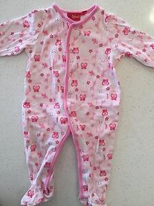 Sprout Coverall Romper Onesie Size 0 in Pale Pink Southern River Gosnells Area Preview