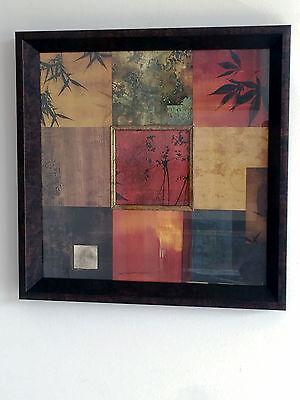 SEASONS - Modern Wall Art - Home Decor - Contemporary Framed Wall Art
