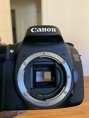 Canon EOS 7D Mark I Body Only