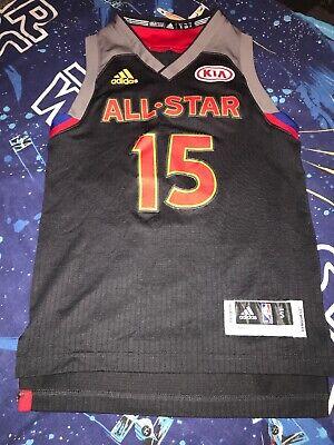 Adidas NBA 2017-16 All Star Game Demarcus Cousins Jersey Sacramento Kings Team