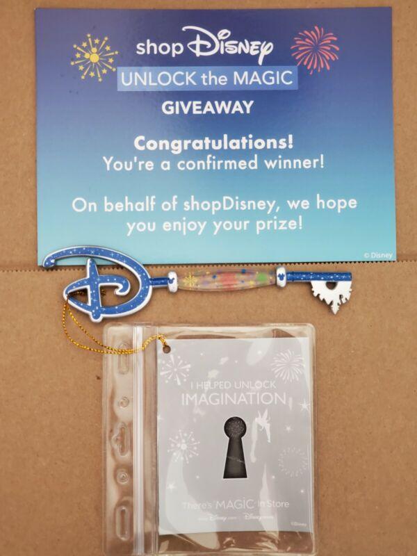 Disney Store - Opening Ceremony Glendale Fireworks Key