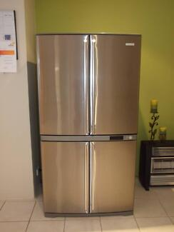 electrolux french door combo 600lt