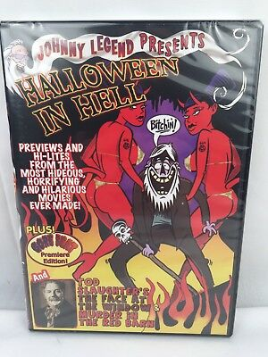 Halloween in Hell DVD Previews The Face At The Window and Murder In The Red Barn](Halloween Murders)