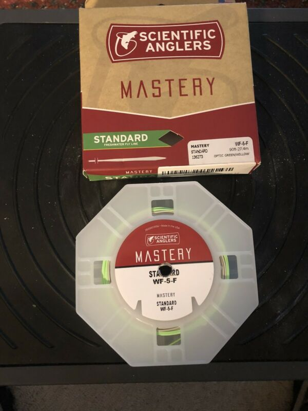 Scientific Anglers Mastery Standard  Fly Line WF-5F