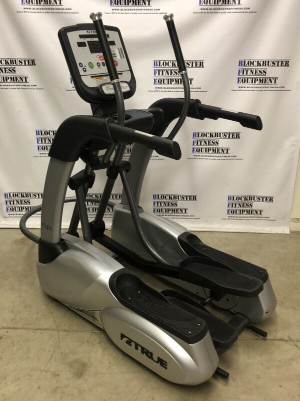 True CS400 Commercial Elliptical - SHIPPING NOT INCLUDED