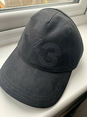 Adidas Y3 Adjustable Baseball Cap