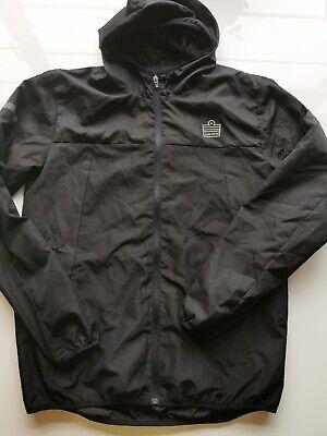 Man's Admiral Size L Black Traksuit Jacket