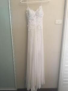 Grace Loves Lace Hollie Dress Size 8-10 Oyster Bay Sutherland Area Preview