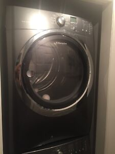 Stainless Steel Maytag Stackable Washer/Dryer **FIRE SALE**