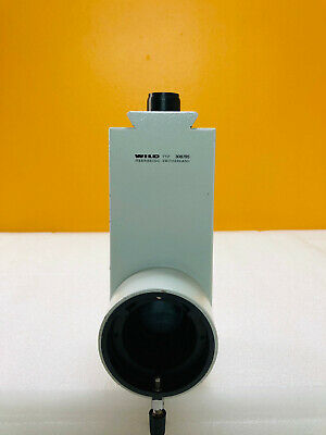 Wild Heerbrugg 308795 Microscope Photo Extension. Tested