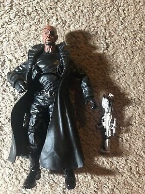 Nick Fury Action Figure - Marvel Legends -  Loose - MCU