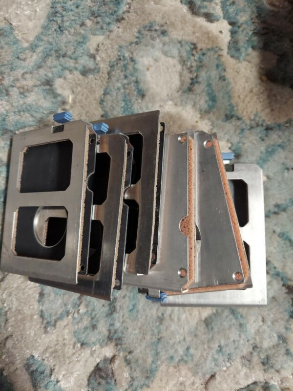 Genuine Dell Latitude E6420 XFR Laptop Silver Hard Drive Caddy