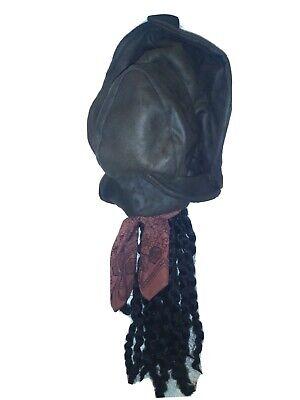 Jack Sparrow Hat (Pirates of the Caribbean Jack Sparrow HAT Disney Parks ADULT)