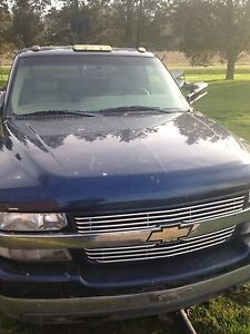 2001 Chevy duramax 3500