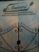 Amore' Wrought Iron Kelmscott Armadale Area Preview