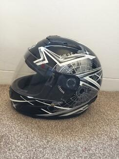 Women Full Helmet for motorbike