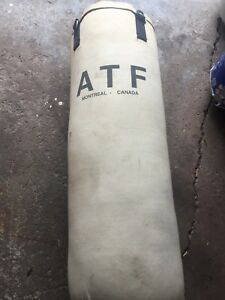 ATF official heavy bag with chains