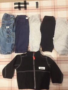 Boys Fall Clothing Lots 9-18 month