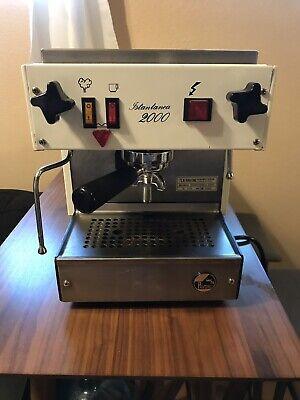 Italian Espresso Machine La Pavoni Eurobar Mod 1982