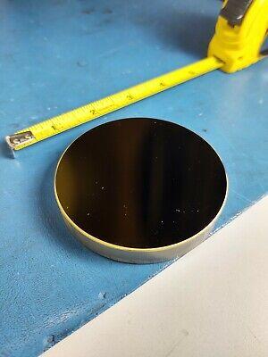 Edmund Scientific Aluminum Gold Plated 3 Diameter Concave Mirror 30day Ror